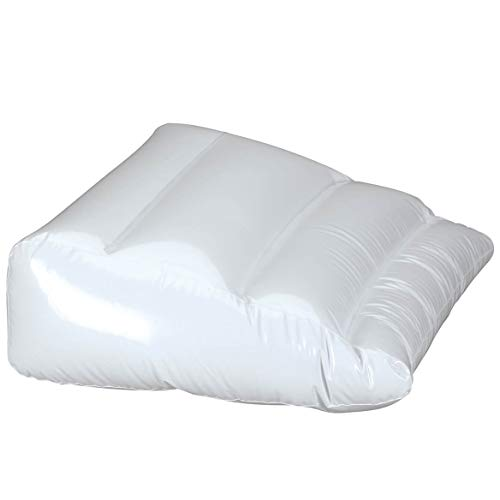 Fox Valley Traders Inflatable Therapeutic Leg Pillow
