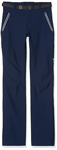 Columbia Titan Peak, Pantaloni Uomo, Navy-Collegiate Navy, FR : XS Fabricant : Taille 28