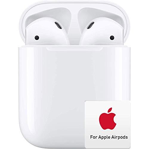 Auriculares Bluetooth, Auriculares inalámbricos Bluetooth Estéreo In-Ear Deportivos Auriculares TWS Wireless Bluetooth Control Rapida Resistente al Agua con Caja de Carga para iPhone y Android