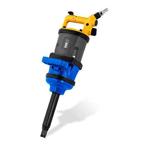 MSW Motor Technics MSW-ATW4600 Perslucht-slagmoersleutel - 4.600 Nm -recht
