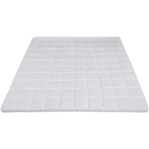 Amazonbasics Memory Foam Mattress Topper for UK, 150 x 200 x 5 cm