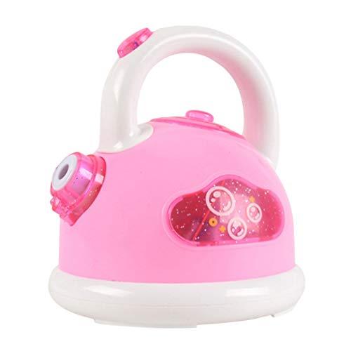 Children's Bubble Machine One-Button Automatic Bubble Machine Electric Kettle Bubble Machine