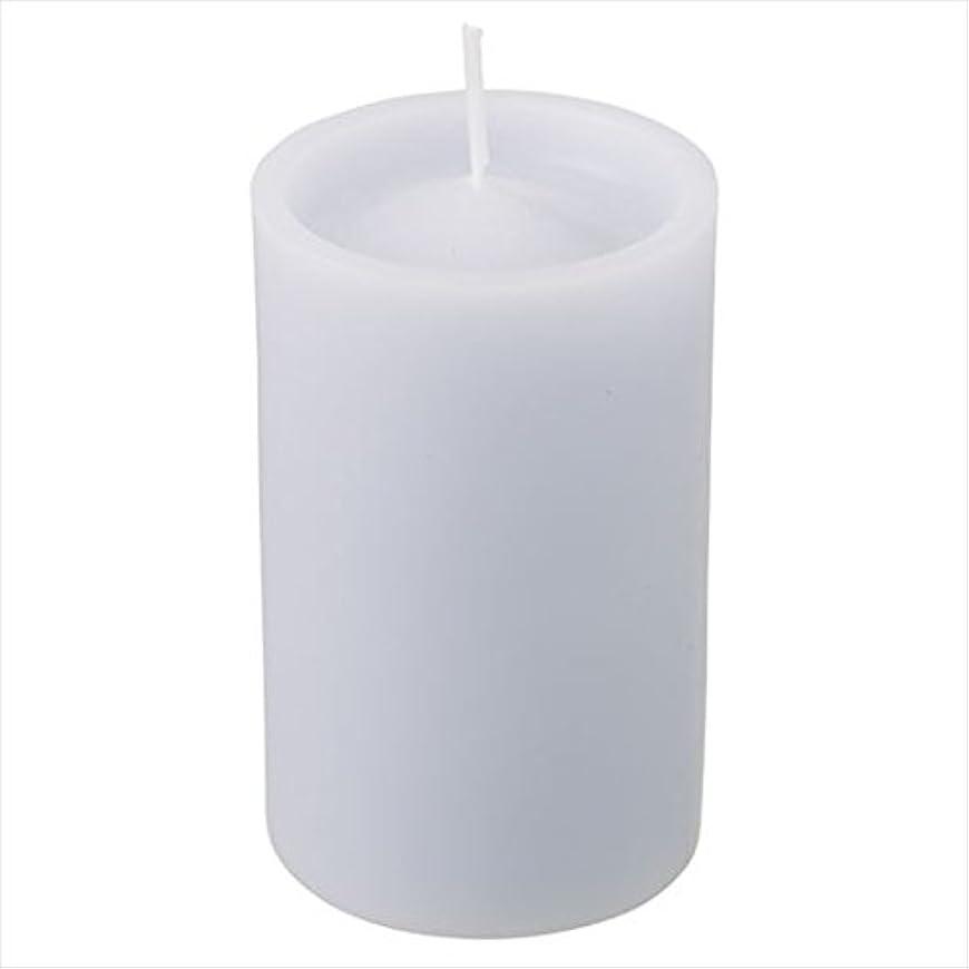 謝る湿原女性カメヤマキャンドル( kameyama candle ) ロイヤルラウンド60 「 グレー 」