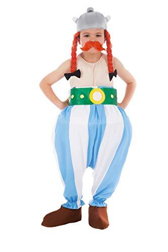 Chaks Gelicentieerde Obelix Kostuum 5 Stuks