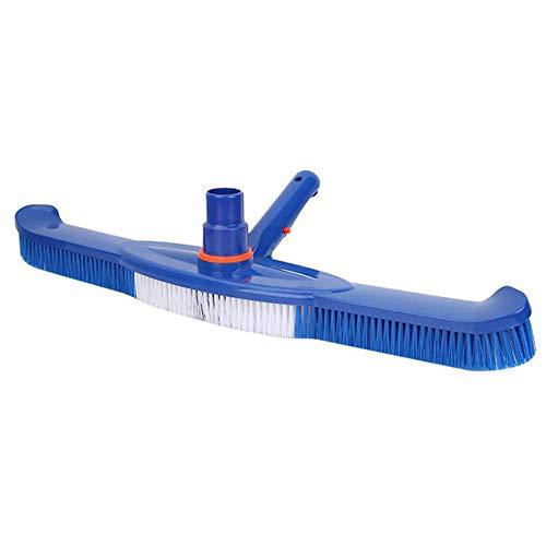 Taloit Cabeza de succión de piscina piscina spa succión cabeza de aspiradora cepillo limpiador encima del suelo herramienta de limpieza
