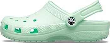 Crocs Unisex Men s and Women s Classic Clog Neo Mint 8 US
