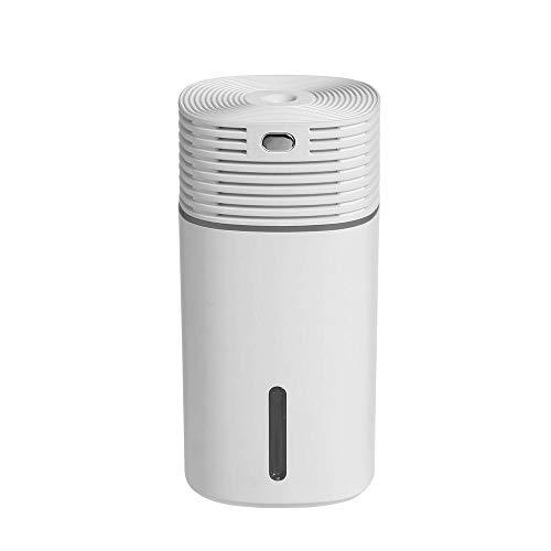 BNMMJ Draagbare Luchtbevochtiger 255ML Ultrasoon Halloween Kleur Licht Kubus Luchtbevochtiger Kantoor Slaapkamer Auto USB Aromatherapie Spuit