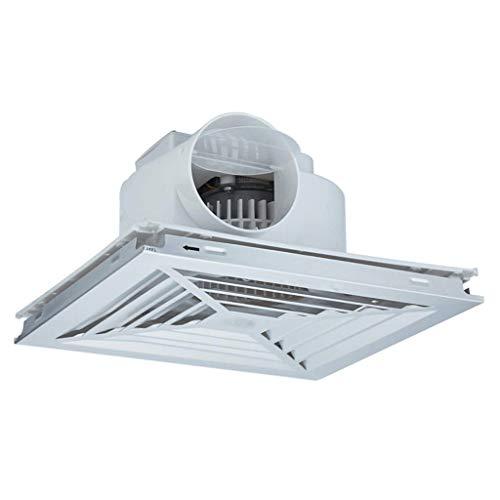 MHRCJ Inodoro Baño Extractor Ventilador Ventana Pared Techo Ventilación Exchaust Ventilador