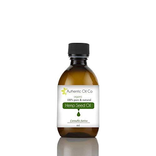 500ml Hemp oil 100% pure Organic grade