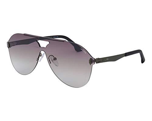 Police Sonnenbrille FLOW-1-SPL339-08VC-62 Gafas de sol, Verde (Grün), 62.0 Unisex Adulto