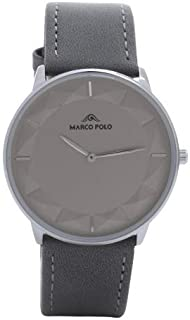 Official watch for men from Marcopolo brand