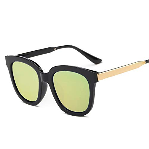 Taiyangcheng Sonnenbrille Dame Flat Top Oogkleding Femme Frauen Marke Sonnenbrille Frauen Rivet Sonnenbrille
