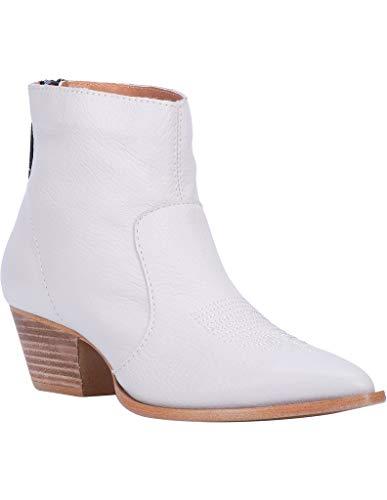 Dingo Klanton Off-White Leather 8.5 B (M)