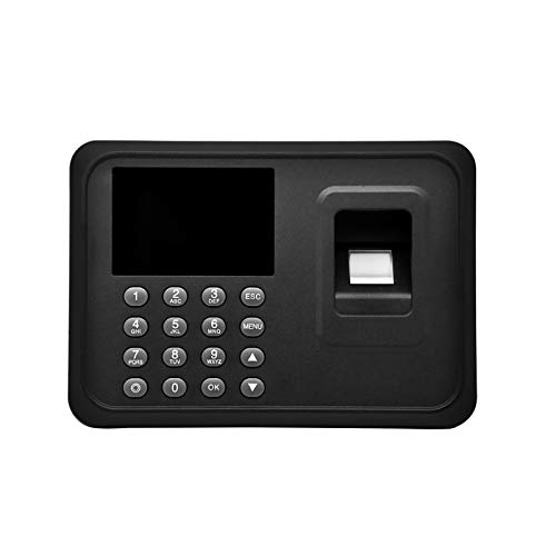 Máquina de asistencia de huellas dactilares Máquina De Asistencia De Tiempo De Contraseña De Huellas Dactilares Máquina De Asistencia China E Inglés Para Empleados Escáneres de tarjetas de visita