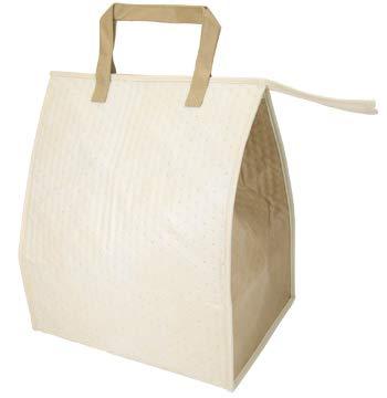 株式会社東光 PAOTOKO PAOクールクールバッグ M 100枚 オフホワイト 持ち帰り袋 手提げ袋 買い物袋 保冷バッグ クールバッグ 紙袋 テイクアウト 保冷袋 夏 ケーキ 生菓子 販売 業務用 送料無料 RC192278