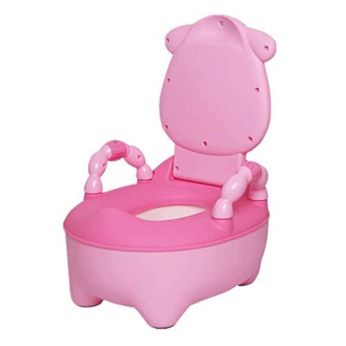 QIQIDEDIAN Toilettes pour Enfants, Hommes et Femmes, tabourets de Toilette pour bébé, Bol de Toilette pour Enfant, Petite Toilette, siège de Toilette, Souple