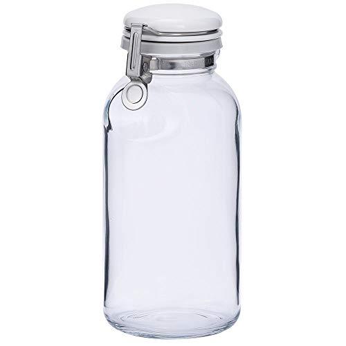 セラーメイト 保存 瓶 ワンプッシュ 便利びん 調味料入れ ドレッシング ボトル ガラス 容器 500ml 日本製 223415