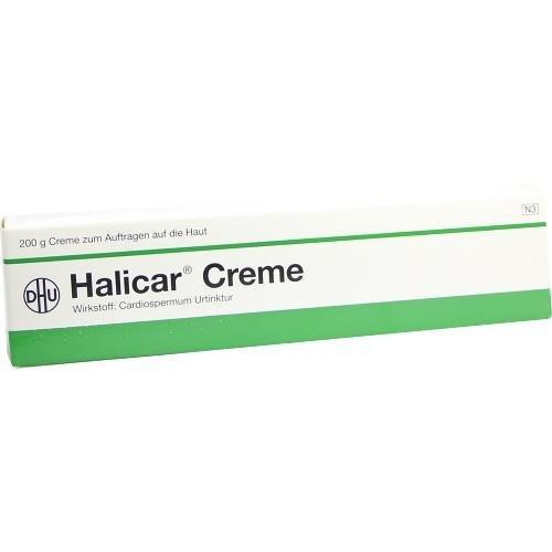 HALICAR CREME 200g Creme PZN:7511838
