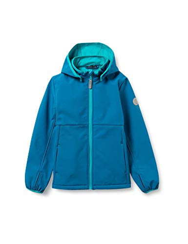 NAME IT Boy Softshell-Jacke Malta 146Mykonos Blue