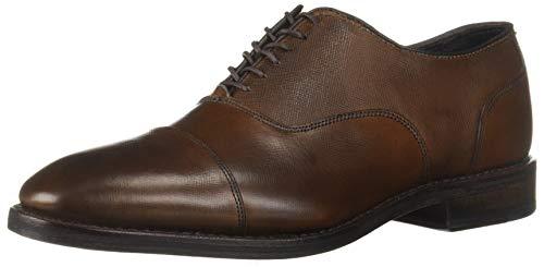 Allen Edmonds Men's Bond Street Dress Shoe, Brown Texture, 8 D US