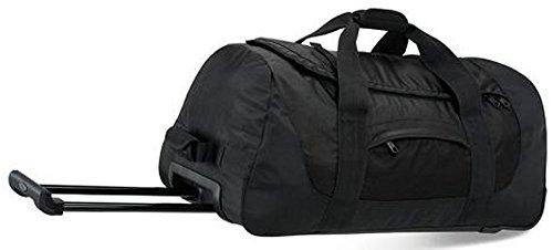 Quadra - grand sac de voyage trolley 70 L - QD904 - Team Wheely bag - coloris noir