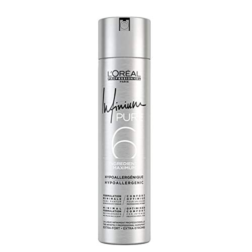 L'Oreal Professionnel Infinium Pure Styling Spray, 500 ml