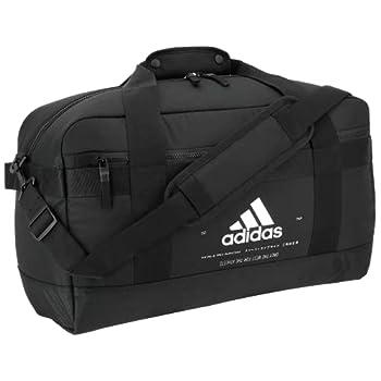 adidas Unisex Amplifier Duffel Bag Black/White ONE SIZE