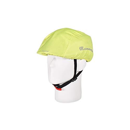 Cratoni Unisex - Casco de Bicicleta para Adultos, Color Amarillo, Talla única