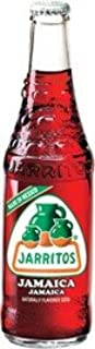 Jarritos Jamaica Soft Drink Pack of 6 - 12.5 oz