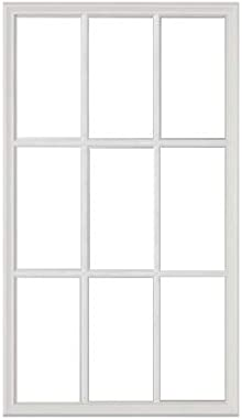 ODL Exterior Door Glass Replacement – Home Improvement - Entry Door Inserts Glass Kit with Low-E Double Pane Tempered Clear G