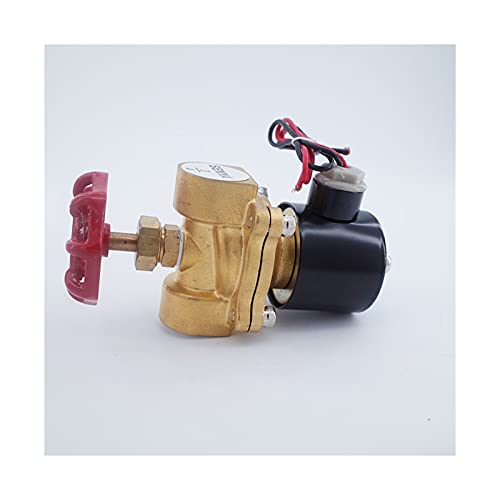 YIJIAN-UMBRELLA Sway Aire Agua Agua DE Agua DE Corte SOLENOIDO DE Corte Manual del Interruptor DE Emergencia G1 / 2 3/4 PULGO Normalmente Cierre CERROBLE DE LA VÁLVULA DE ABOQUE