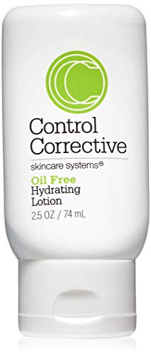 CONTROL CORRECTIVE SKIN CARE SYSTEMS Oil Free Hydrating Lotion, 2.5 oz