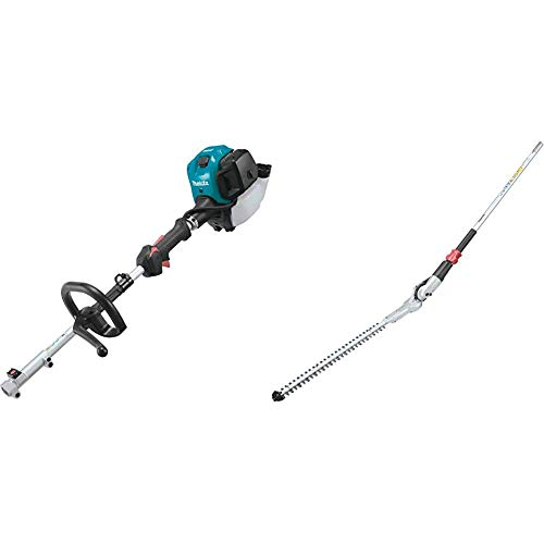 "Read About Makita EX2650LH 25.4 cc MM4 4-Stroke Couple Shaft Power Head and EN401MP 20"" Articulati..."