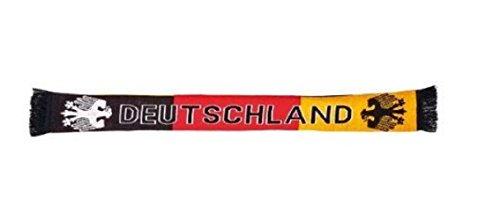 Bavaria Home Style Collection Fussball - Deutschland -Em - Europameisterschaft- Schal mit Adler
