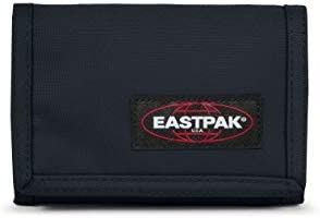Eastpak Crew Single Portafoglio, 13 Cm, Blu (Cloud Navy)