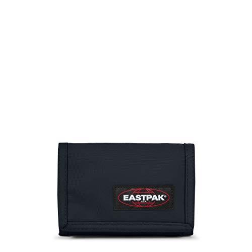 Eastpak Crew Single Geldbörse, 13 cm, Blau (Cloud Navy)