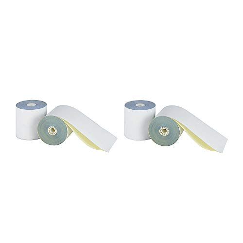 Price comparison product image Office Depot 2-Ply Paper Rolls,  3in. x 96ft,  White,  Carton of 50,  553965