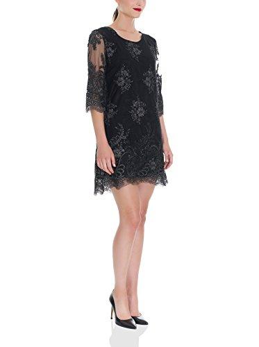 Almatrichi Vestido Carla Negro ES 36