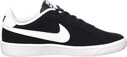 Nike Court Royale (GS), Chaussures de Tennis Homme, Noir (Black/White 002), 38 EU