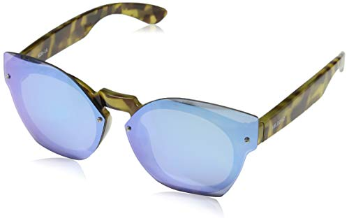 Mr. Boho | Jordaan | Sky Blue / Tortoise Butterfly - Sonnenbrillen fur Damen und Herren