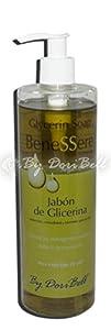 By DoriBell ® Jabón de Glicerina BENESSERE 500ml.