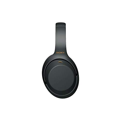 SONY WH-1000XM3 Wireless Noise c   anceling Stereo Headset(International Version/Seller Warrant) (Black)
