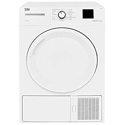 Beko DTBP10001W 10kg Freestanding Heat Pump Tumble Dryer - White