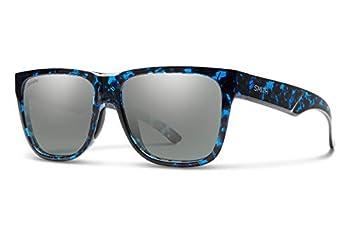 Lowdown 2 ChromaPop Polarized Sunglasses Imperial Tort / ChromaPop Polarized Platinum Smith Optics Lowdown 2 ChromaPop Polarized Sunglasses