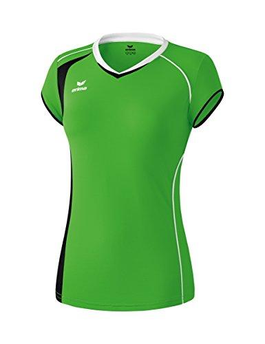 Erima Damen Club 1900 2.0 Tanktop Trikot, green/schwarz/weiß, 34