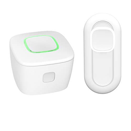 Smartwares SH8-90406 Türklingel/Alarmsirene für den Innenbereich, 1 W, 4.5 V