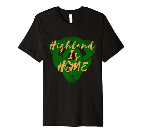 Celtic Knot Highland shirts for men and women Premium T-Shirt