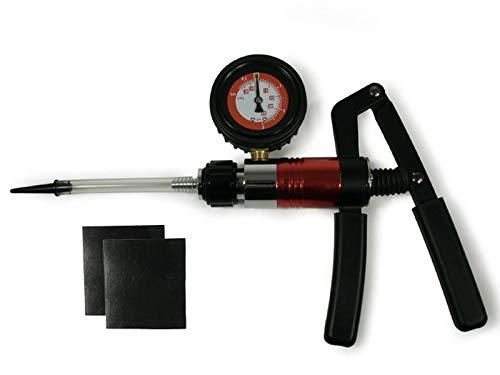 Sägenspezi Druck Messgerät für Dichtigkeitsprüfung am Kurbelgehäuse von allen Motorsägen