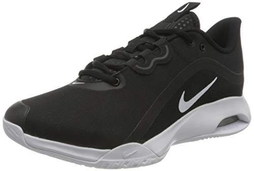 Nike Air MAX Volley, Tennis Shoe Hombre, Black/White, 44.5 EU