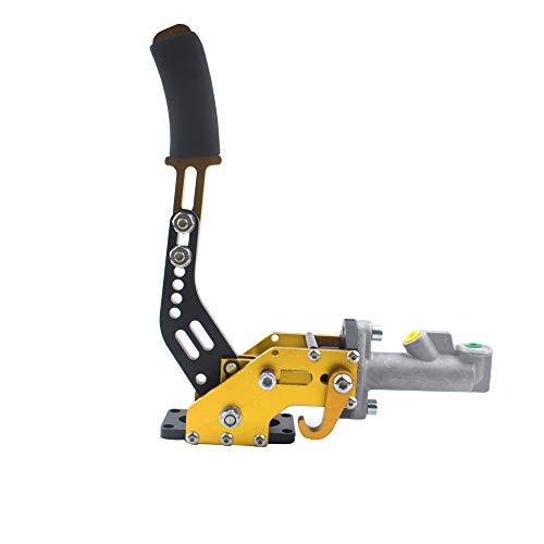 Janhiny Hochwertige Car Refit Hydraulische Handbremse Racing Drift Handbremse Hydraulische Athletic Universal Modification Wettbewerbsfähige Aluminiumlegierungsbremse